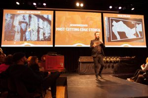 street art awards, amsterdam street art