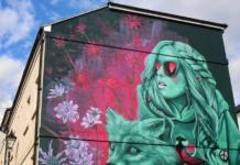 rocket01 street art