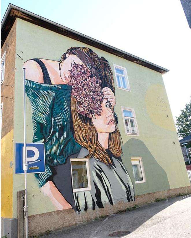 jana und js new street art