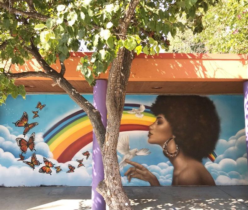 Deity Art street art