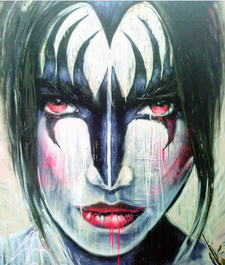 rosco graffiti street art