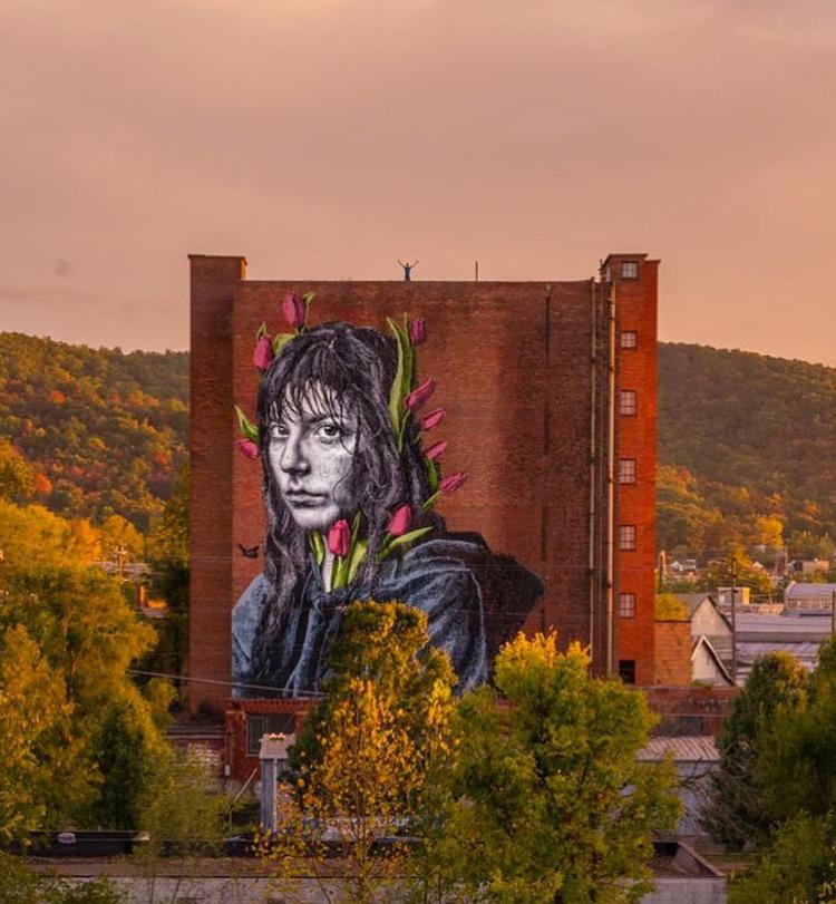 NILS street art
