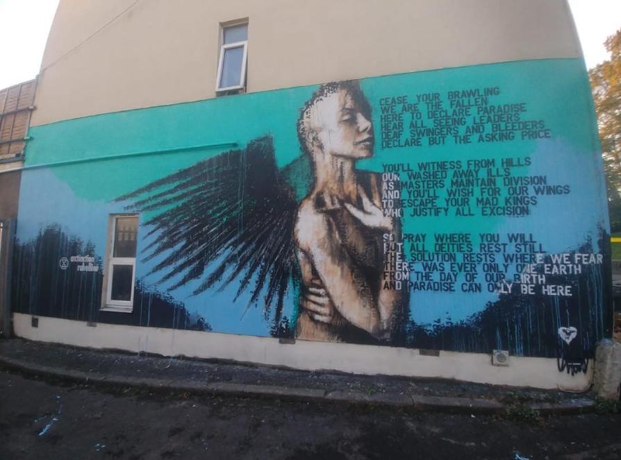 guy denning street art