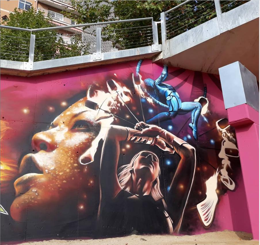 cayn sanchez street art