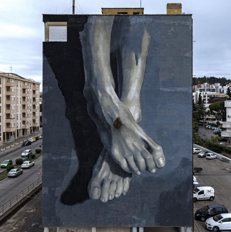 luis gomez street art