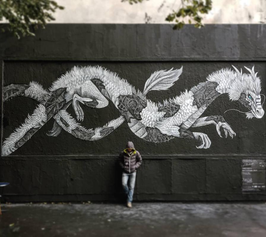 Ardif street art