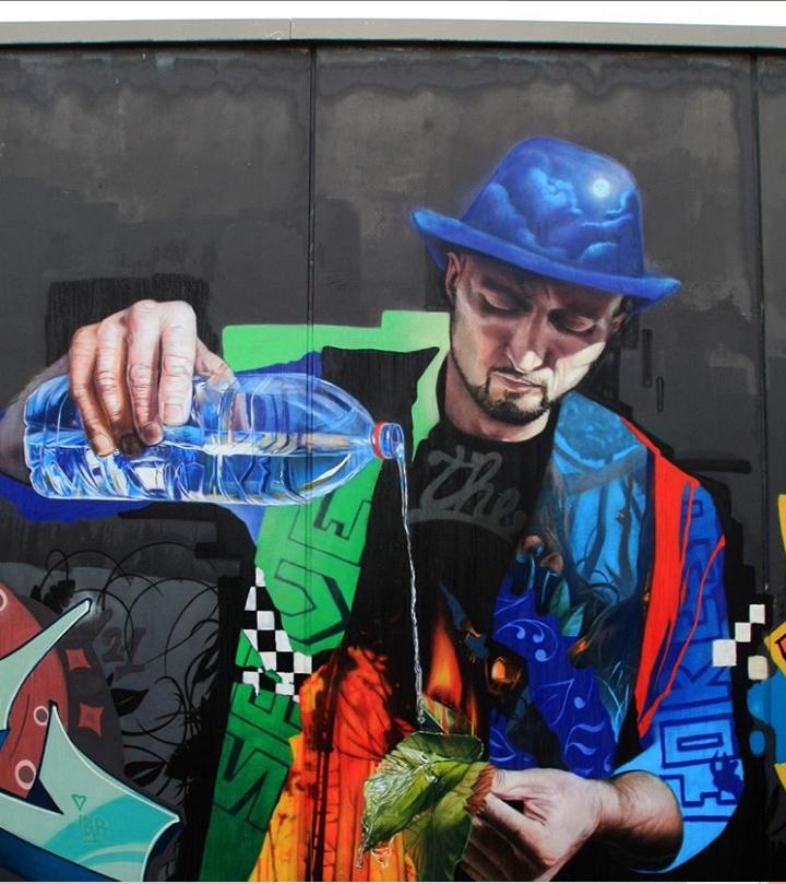 mate artist street art