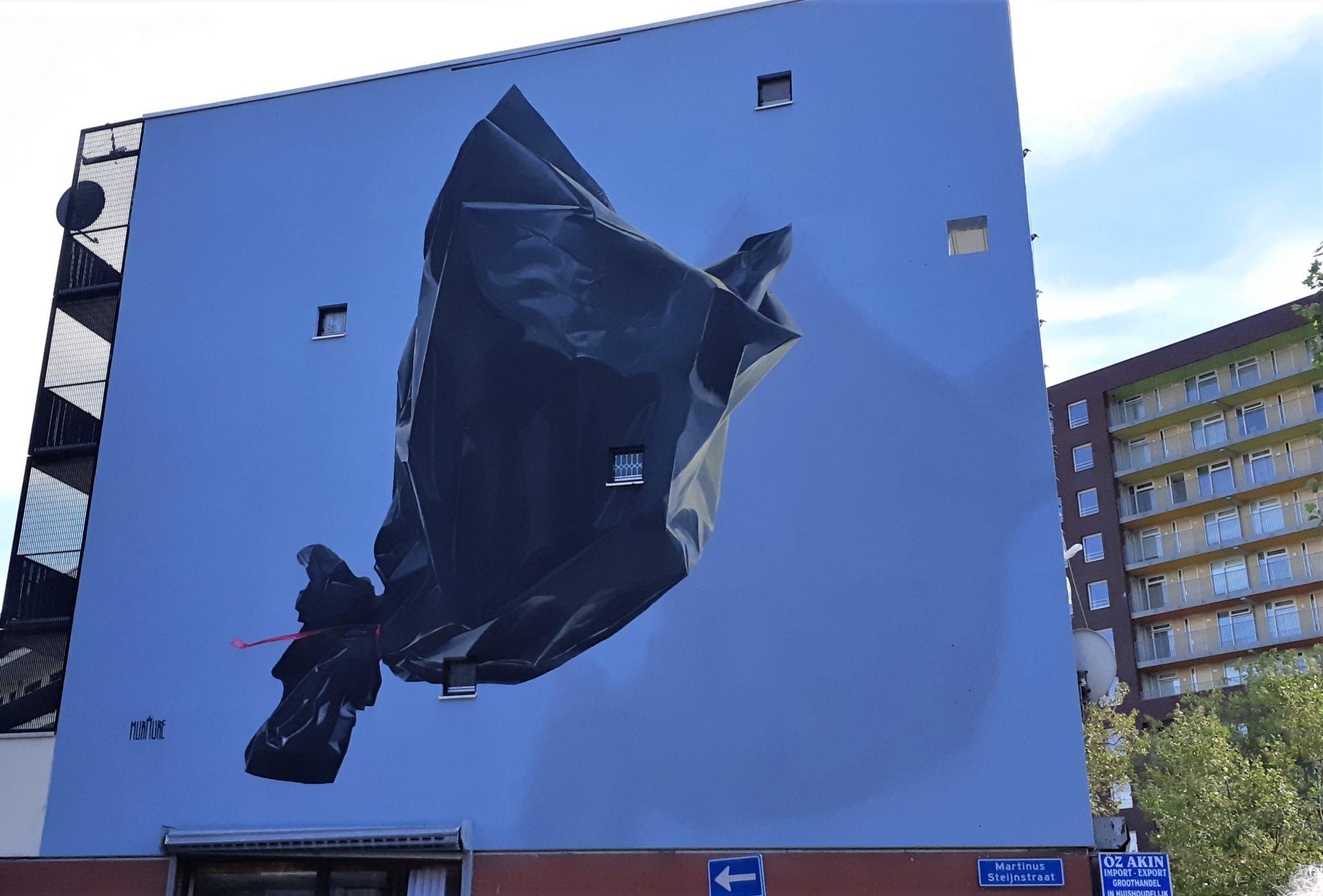 pow wow street art rotterdam