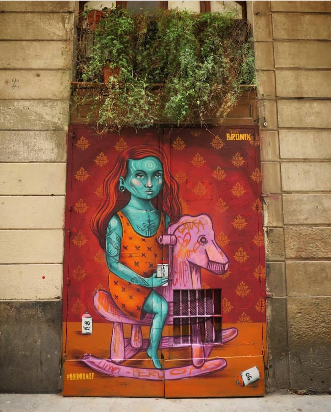 bronik street art