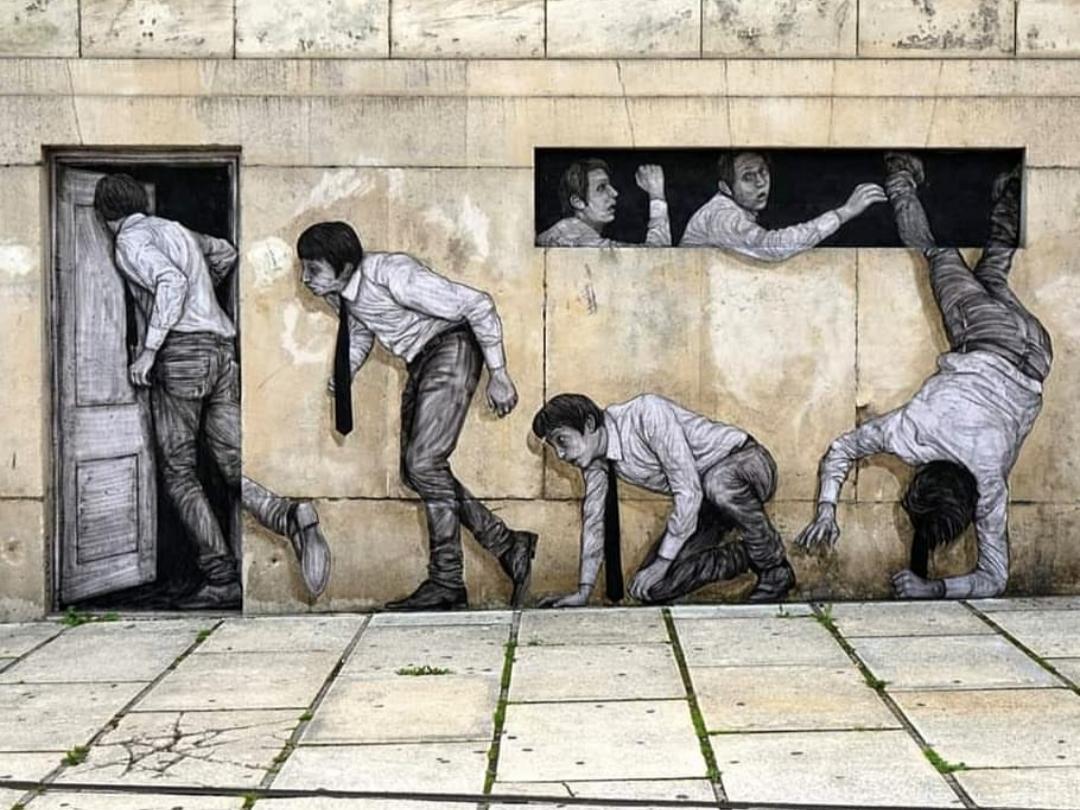 levalet street art
