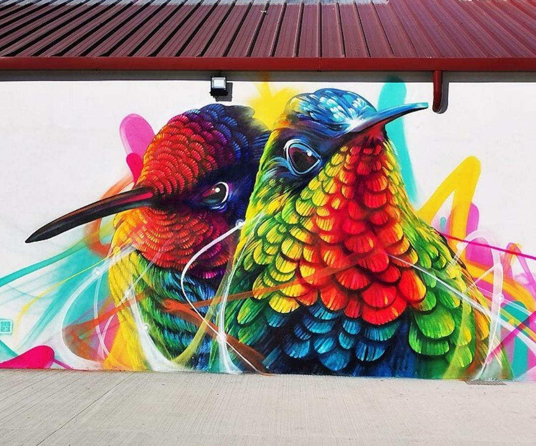 Dan23 street art