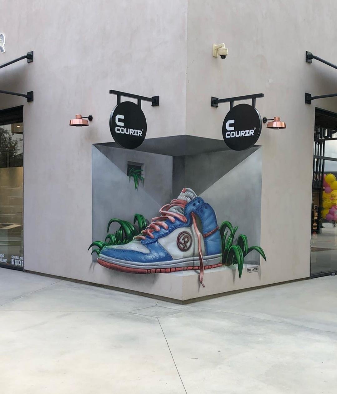 braga last 1 street art