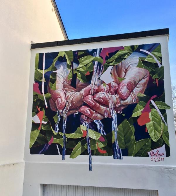 ratur street art