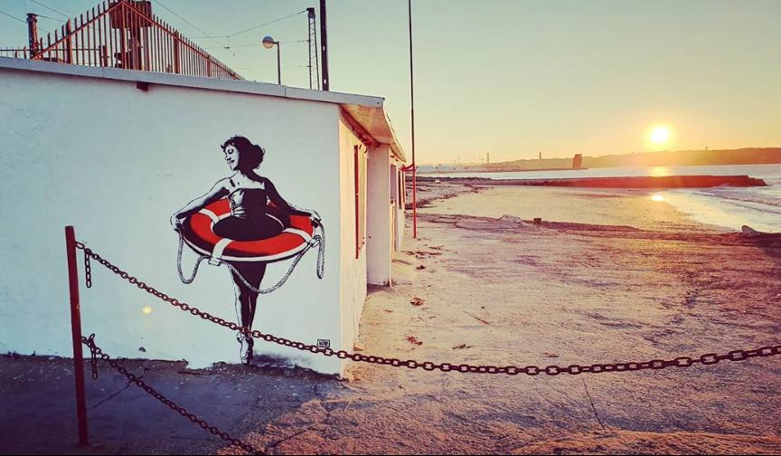 goin street art lisboa
