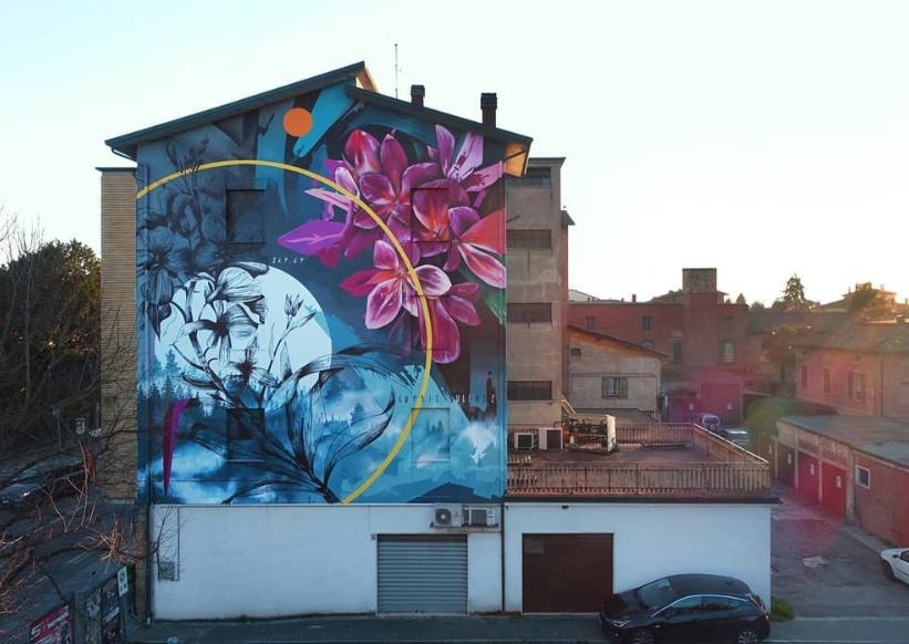 fabio petani street art