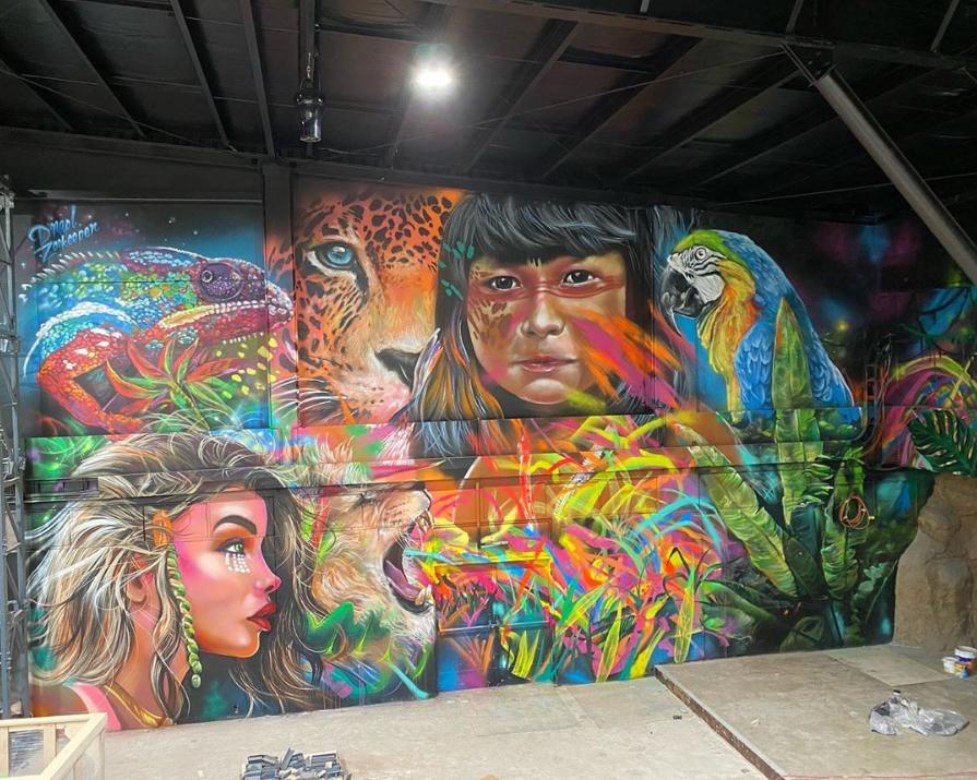 mural drapl street art