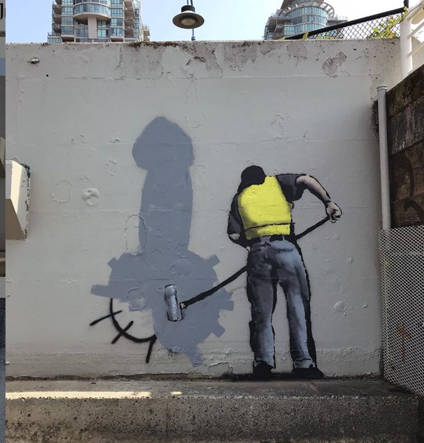 iheart street art ihatestencils
