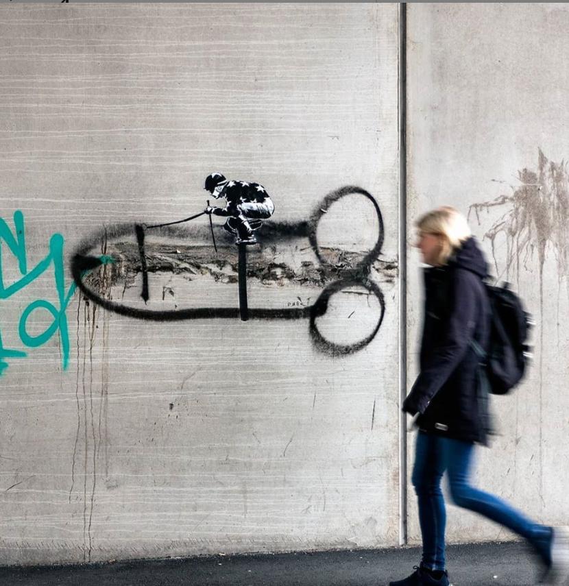 pobel street art fun
