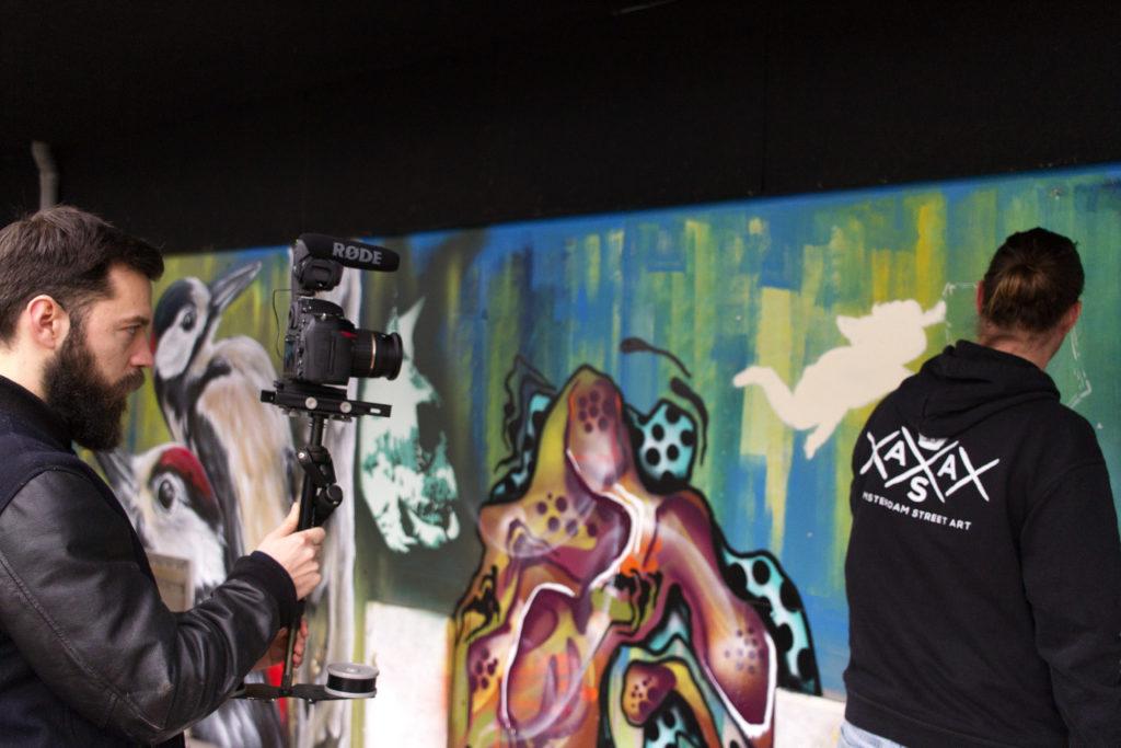 asa street art doa beazarility
