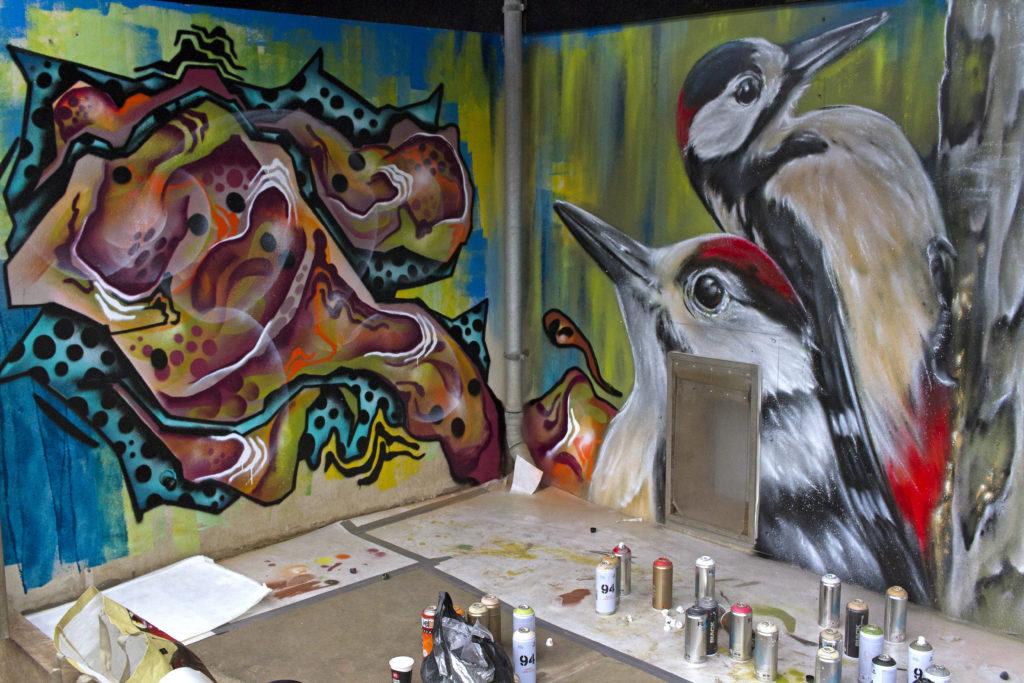 animal street art dierenopvang amsterdam