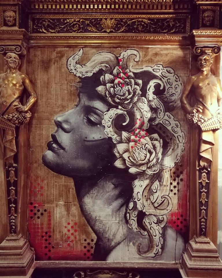 Kathrina Rupit Street Art