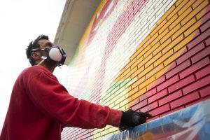 Fasim uno new mural