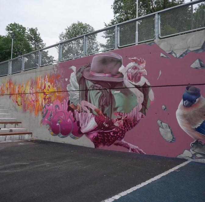 telmo miel street art