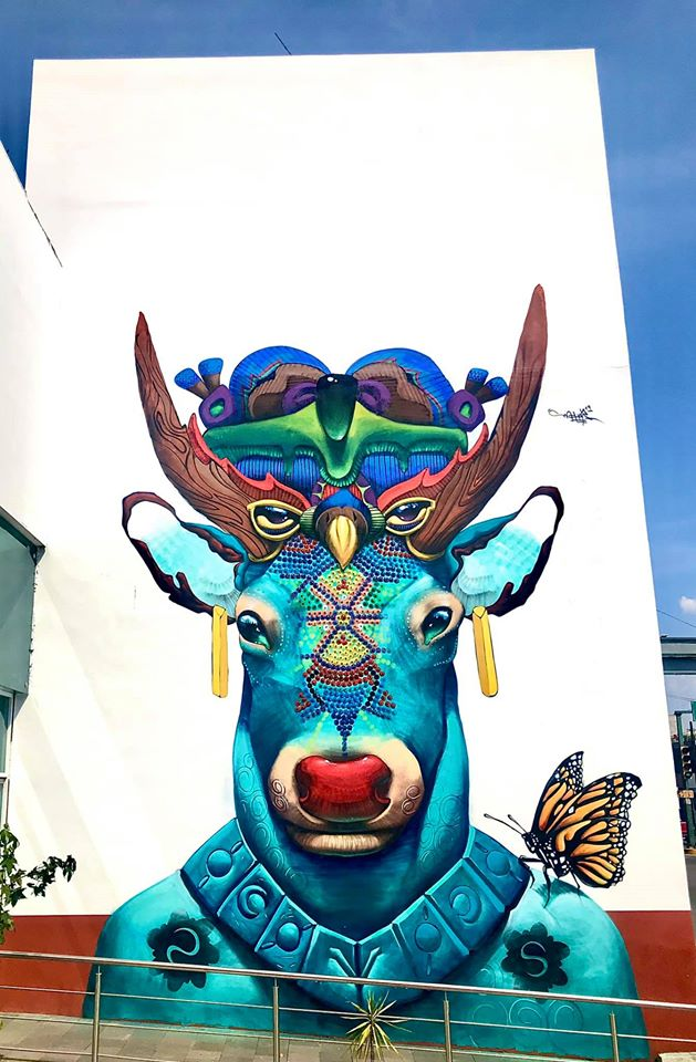NacHo street art