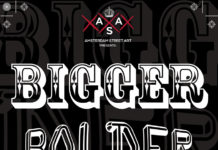 Bigger, Bolder,Better exhibition by Amsterdam Street Art at GO Gallery