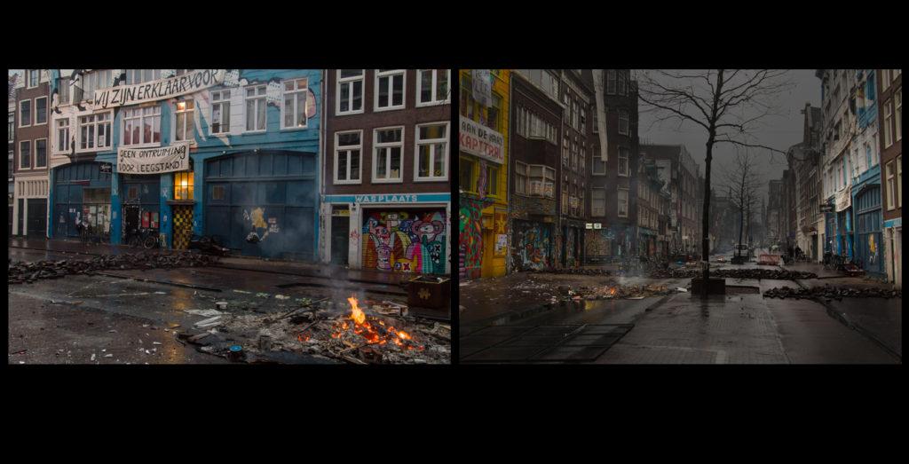 Street Photography, graffiti, street art, city life