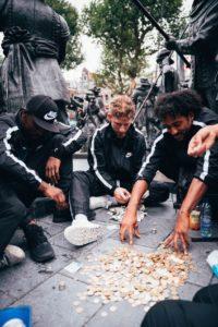 Fractal collective fringe festival