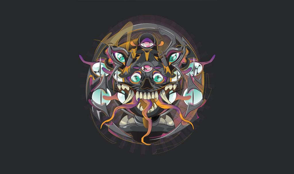 simian switch art
