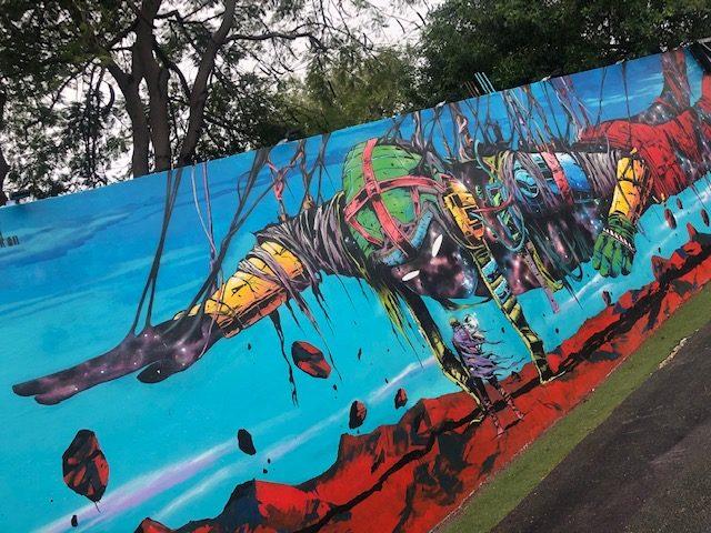 DEIH street art miami