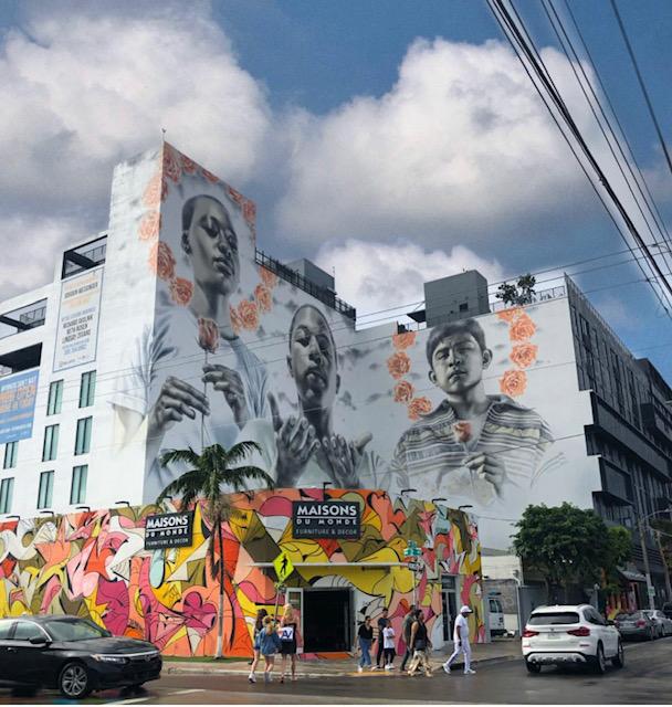 ELMAC street art miami