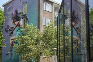 studio giftig street art festival amsterdam