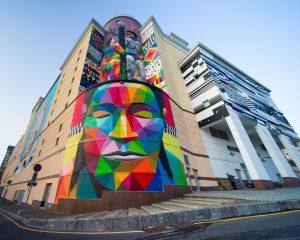 okuda art street art moscow