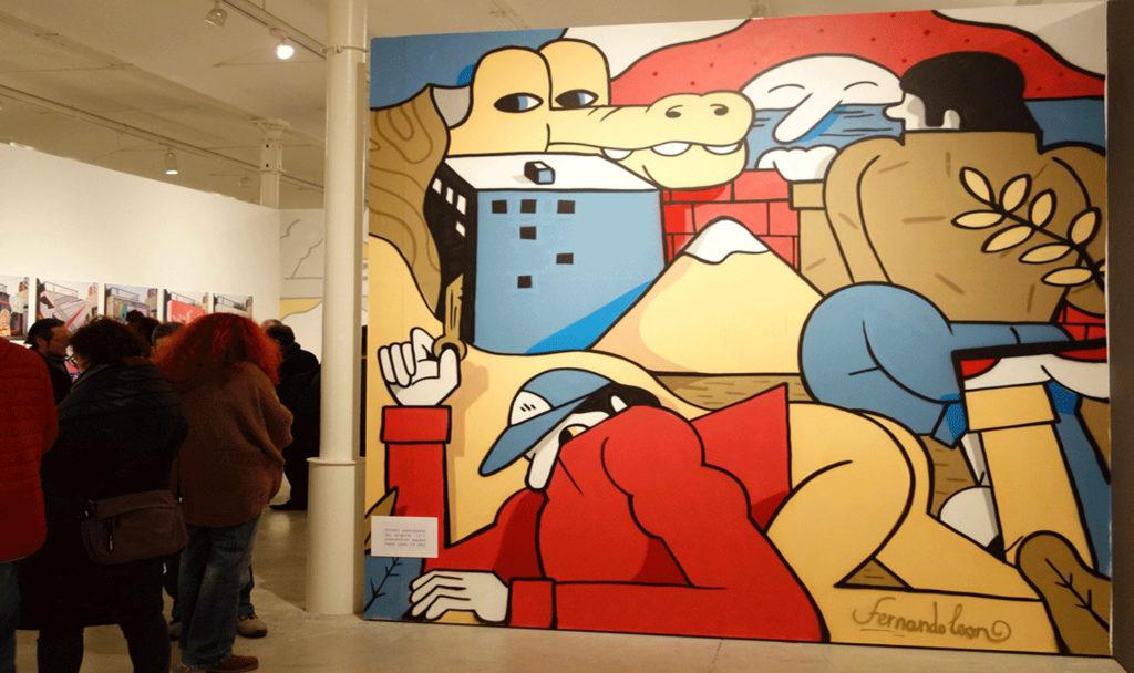 Fernando Leon art