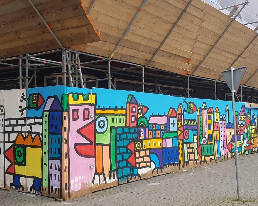 Kenneth letsoin street art