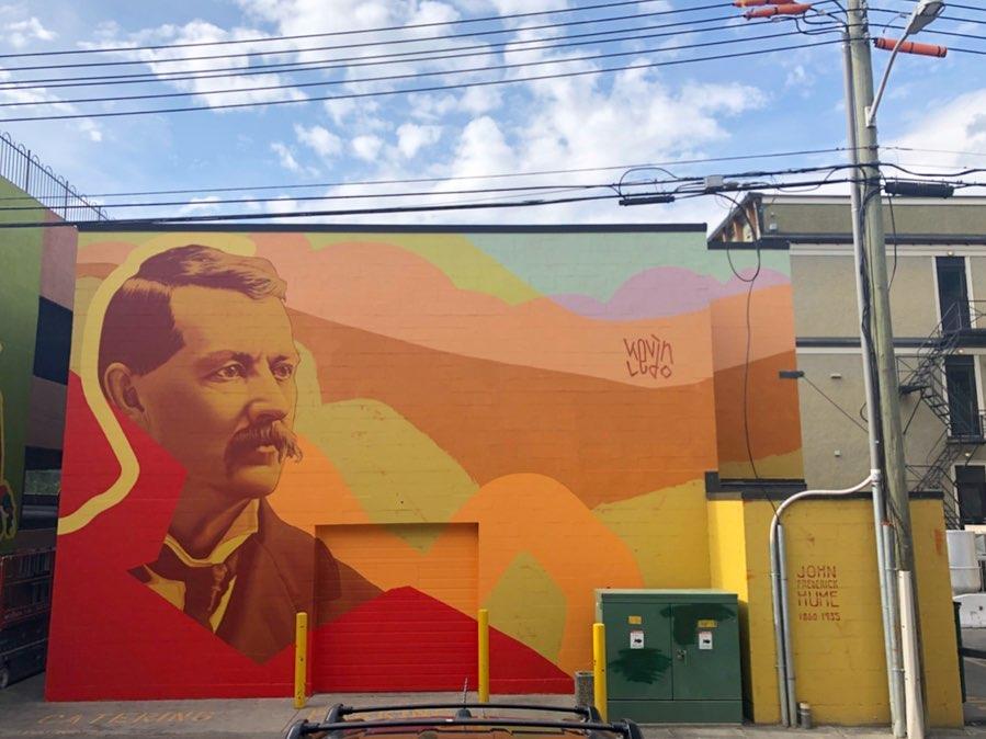 kevin ledo street art