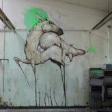 Serge KB street art