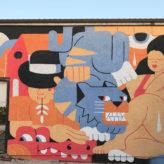 Art mural artist fernando leon