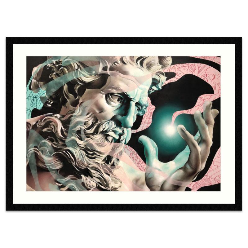 studio giftig print