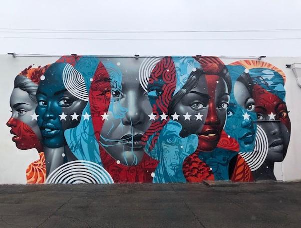 tristan eaton street art miami