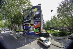 karel appel street art festival