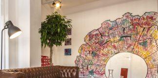 Bucketfeet, concept store, amsterdam street art, mural, amsterdam,