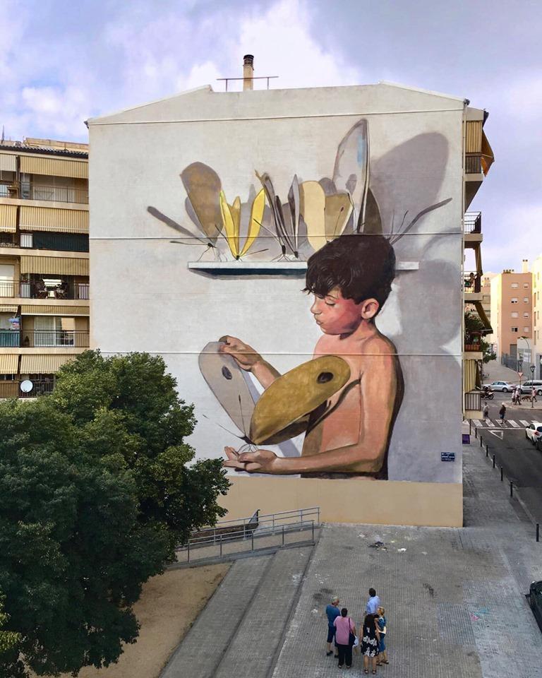 new street art