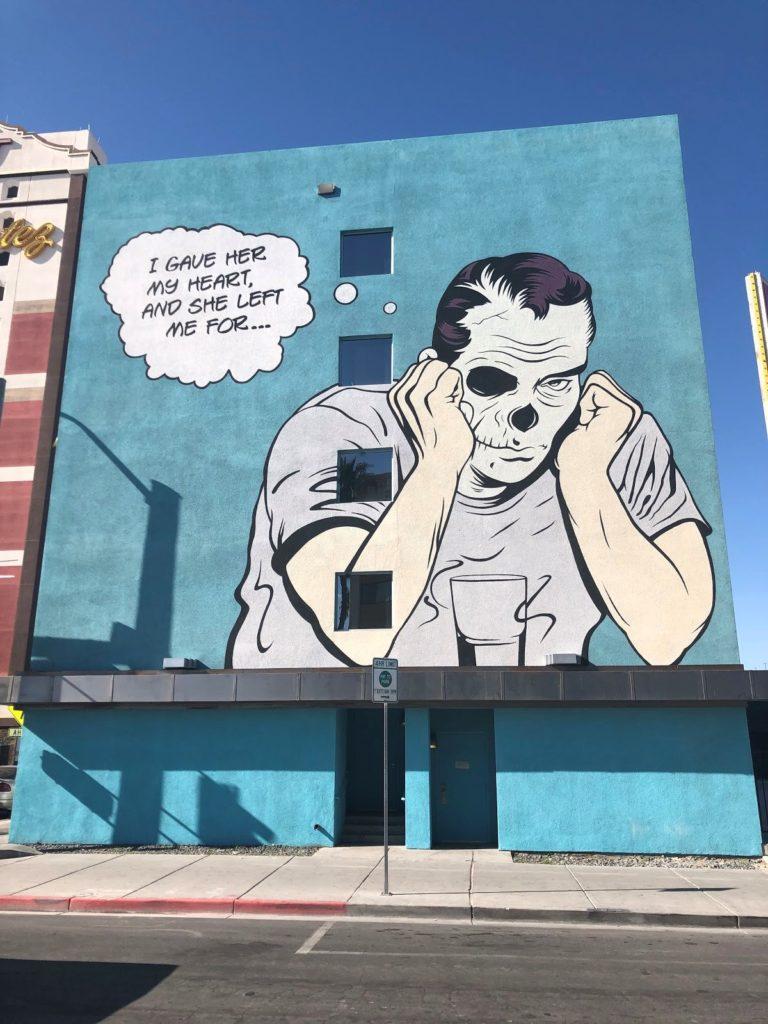 dface las vegas street art