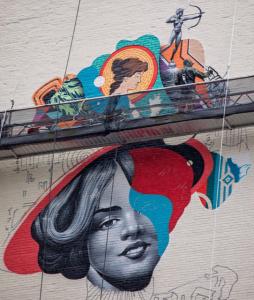 tristan eaton mural contemporary art audrey munson
