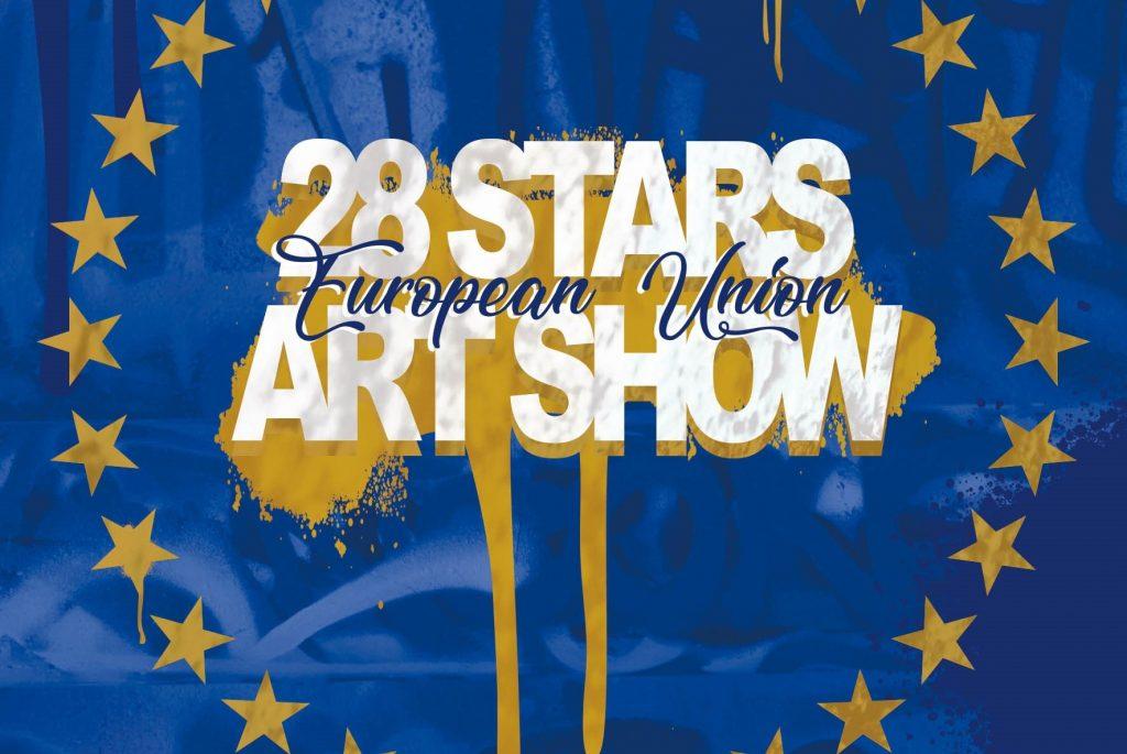 28 stars eu art show