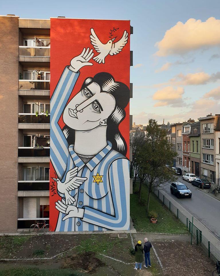 joachim belgium street art